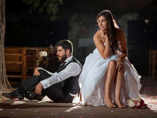 El matrimonio de Cony y Virggi