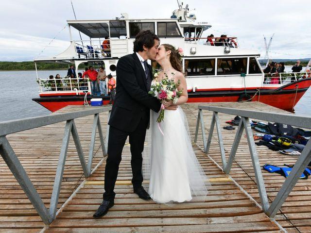 El matrimonio de Francisco y Constanza en Valdivia, Valdivia 2