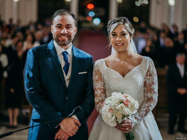 El matrimonio de Lilian y Sergio