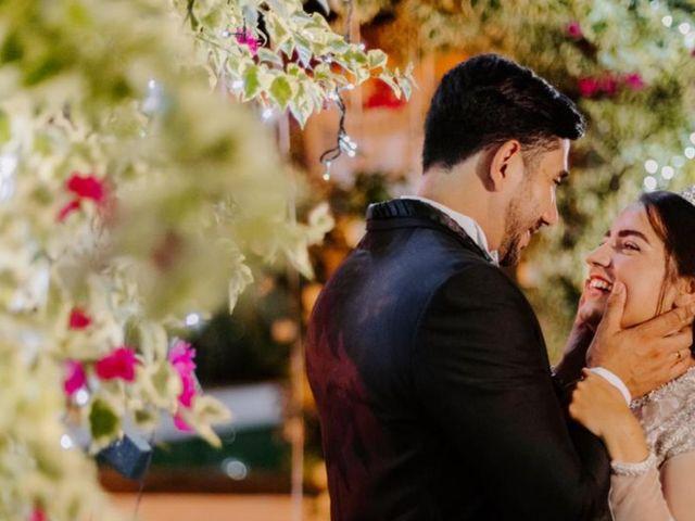 El matrimonio de Sergio y Sarahi