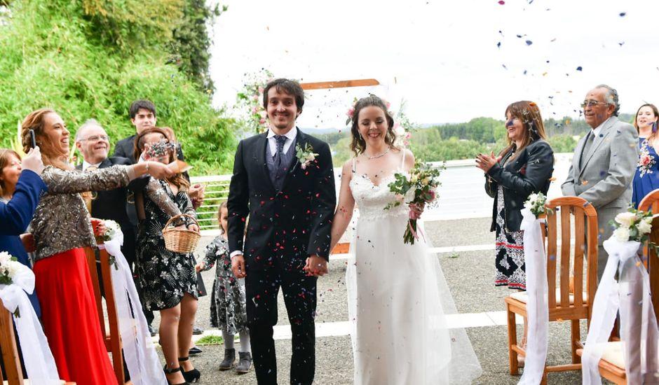 El matrimonio de Francisco y Constanza en Valdivia, Valdivia