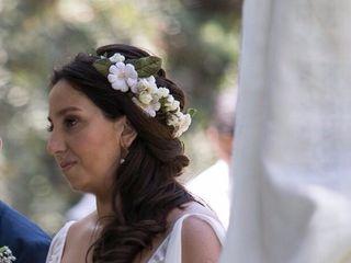 El matrimonio de Magdalena y Iván 2