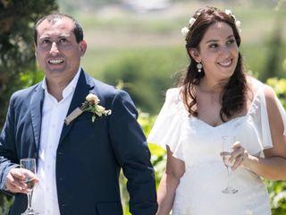 El matrimonio de Magdalena y Iván