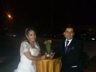 El matrimonio de Maribel y Patricio