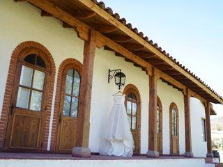 El matrimonio de Camila y Felipe 1