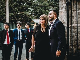 El matrimonio de Arlette y Cristopher 3