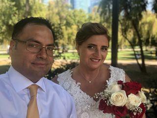 El matrimonio de Thymothy y Cecilia