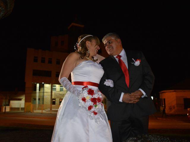 El matrimonio de Jenny y Javier