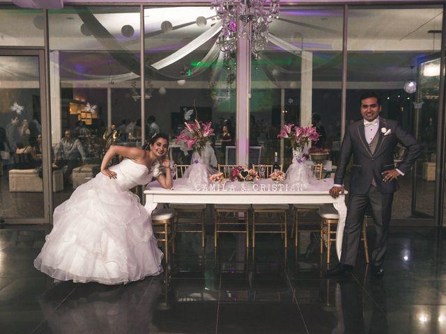 El matrimonio de Camila y Cristian