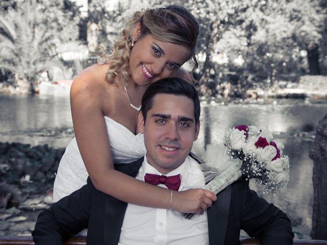 El matrimonio de Jael y Boris