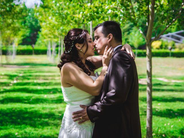 El matrimonio de Daisy y Jorge