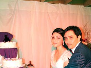 El matrimonio de Yasny y Pablo 1