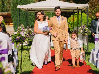 El matrimonio de Rocío y Tristan