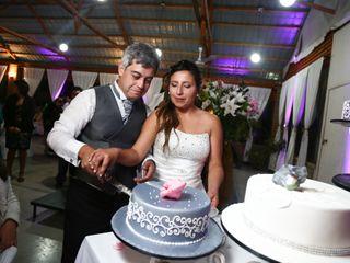 El matrimonio de Tamara y César 1