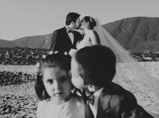 El matrimonio de Ximena y Felipe 1