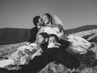 El matrimonio de Ximena y Felipe