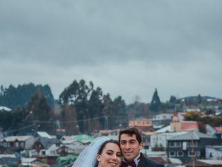 El matrimonio de Betania y Mauricio