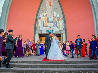 El matrimonio de Bárbara y Bastian 1