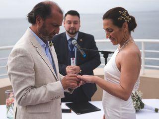 El matrimonio de Paula y Ivan 1