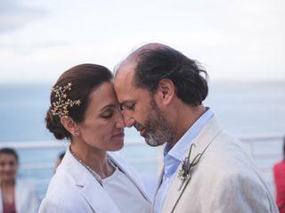 El matrimonio de Paula y Ivan