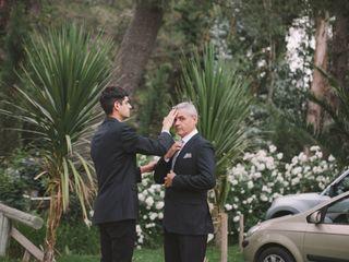 El matrimonio de Catalina y Javier 1