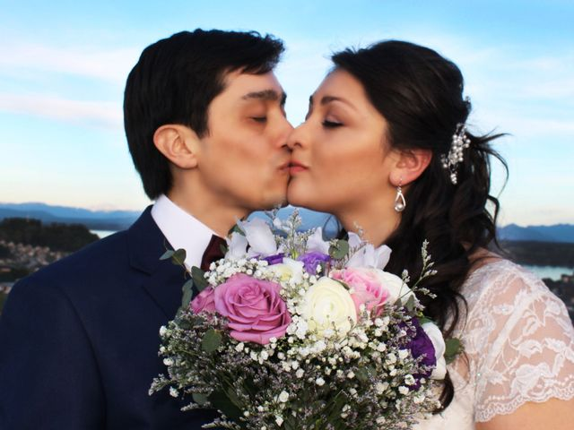 El matrimonio de Pablo y Yasny en Puerto Varas, Llanquihue 1