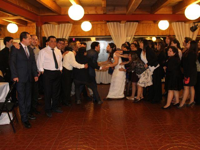 El matrimonio de Pablo y Yasny en Puerto Varas, Llanquihue 5