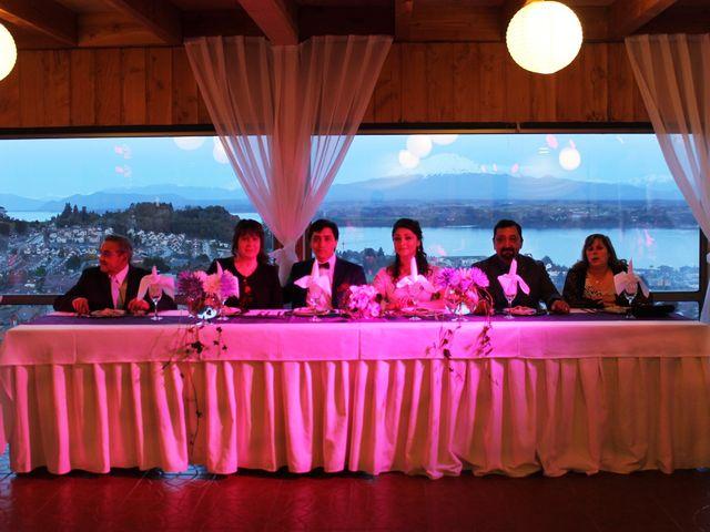 El matrimonio de Pablo y Yasny en Puerto Varas, Llanquihue 6