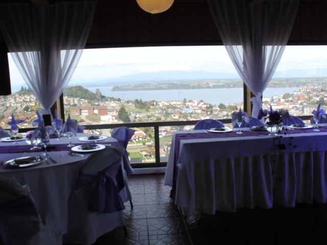 El matrimonio de Pablo y Yasny en Puerto Varas, Llanquihue 8