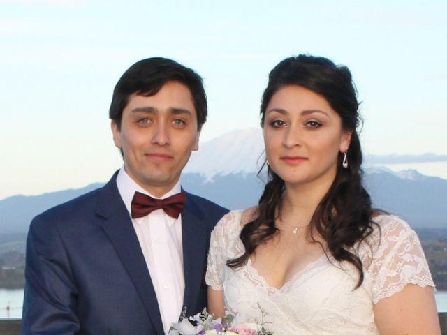 El matrimonio de Yasny y Pablo