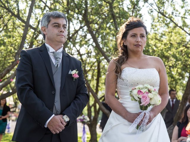 El matrimonio de Tamara y César