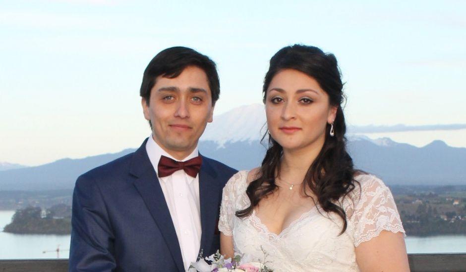 El matrimonio de Pablo y Yasny en Puerto Varas, Llanquihue