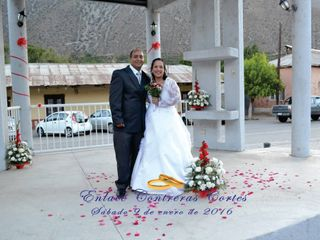El matrimonio de Morelia y Eduardo