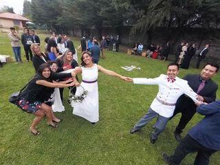 El matrimonio de Cristina y Ariel 3