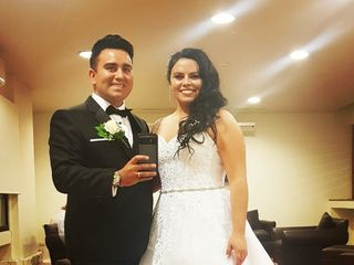 El matrimonio de Alejandro  y Tamara  1