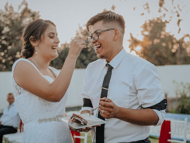 El matrimonio de Katherine y Batian