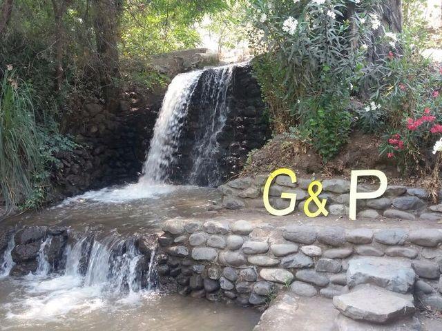 El matrimonio de Gonzalo y Pía en Colina, Chacabuco 20