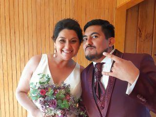 El matrimonio de María Victoria  y Marcelo