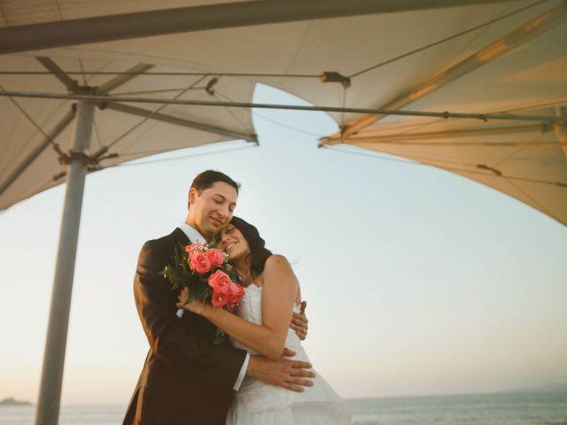 El matrimonio de Natalia y Francisco