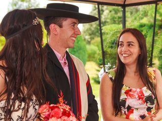 El matrimonio de Leslie y Nicolás 3