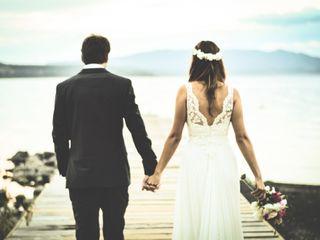 El matrimonio de Stefanie y Sebastián 2