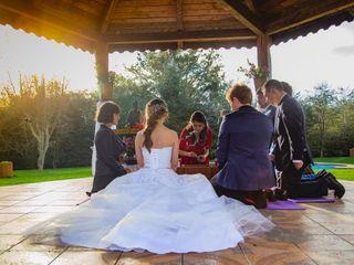 El matrimonio de Lisbeth  y Pablo  1