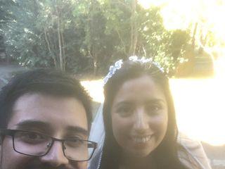 El matrimonio de Esteban y Andrea 1