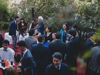 El matrimonio de Marisol y Francisco 1