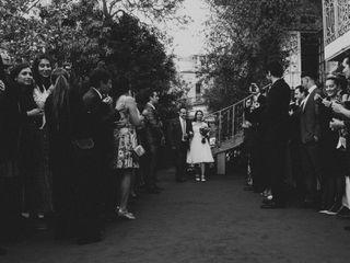 El matrimonio de Marisol y Francisco 3