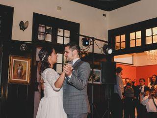 El matrimonio de Marisol y Francisco 2