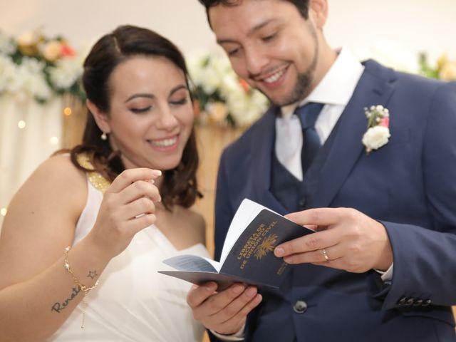 El matrimonio de Juan y María Laura en Santiago, Santiago 4