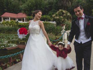 El matrimonio de Tamara y Robinson 1