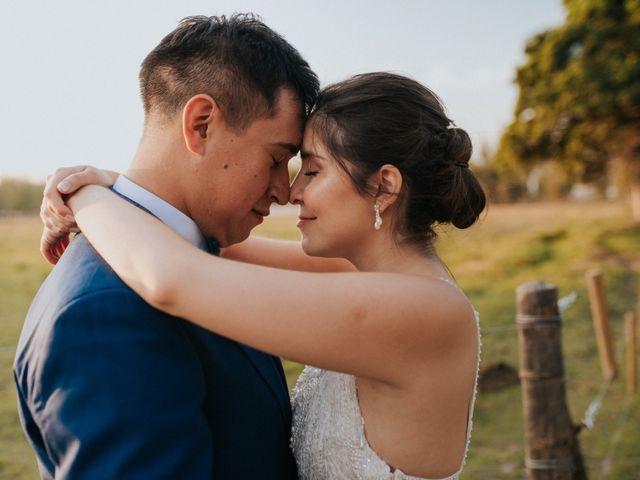 El matrimonio de Francisca y Gonzalo