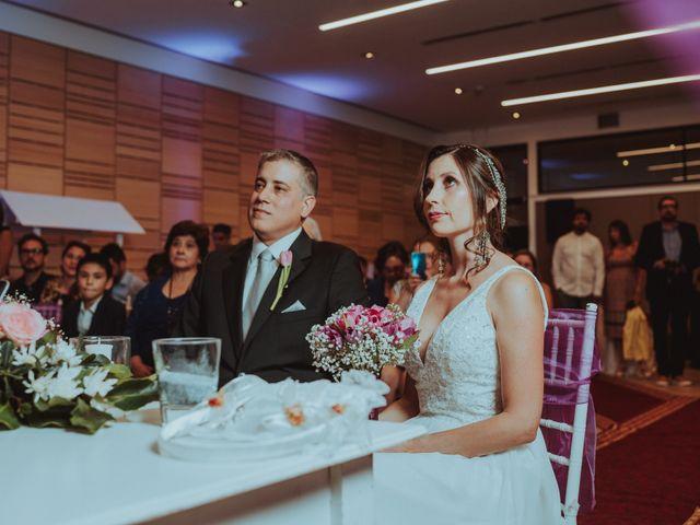 El matrimonio de Mike y Fernanda en Las Condes, Santiago 14
